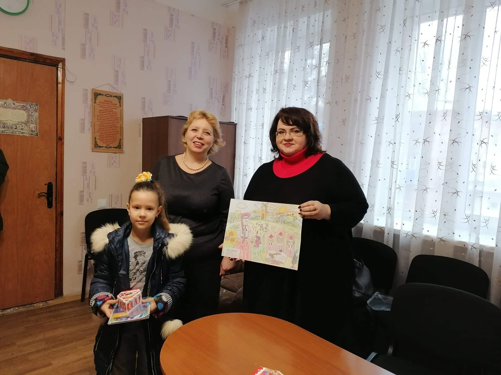У Покровську визначено переможців конкурсу малюнків, які відзначені Дитячим фондом ООН ЮНІСЕФ, фото-2
